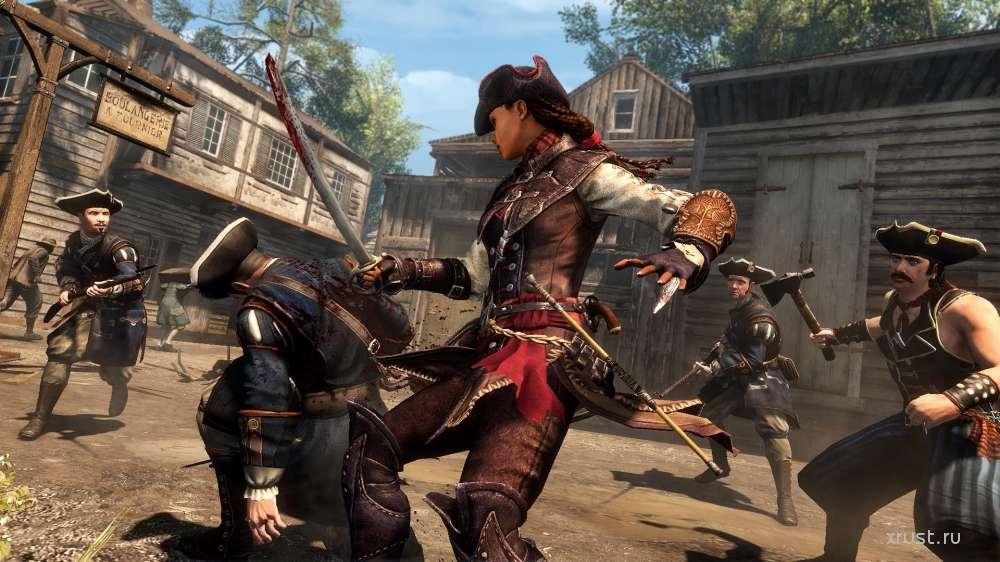 Assassin's Creed Liberation - дата выхода, системные. Игры Assassin's