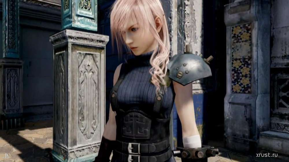 Обои игры Lightning Returns: Final Fantasy XIII