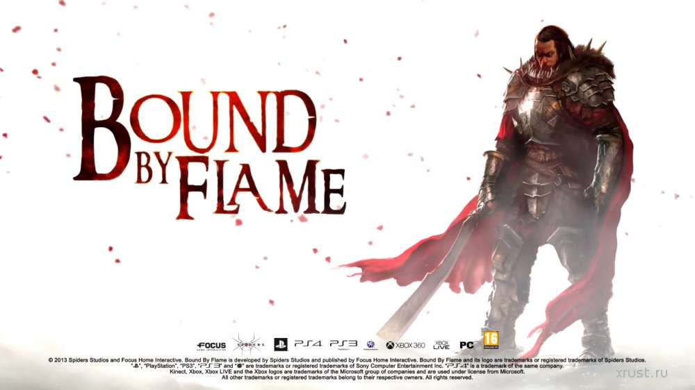 Обои игры Bound by Flame