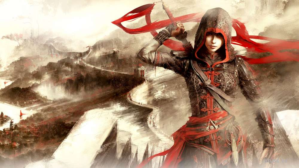 Китайская загадка Assassin's Creed Chronicles: China.
