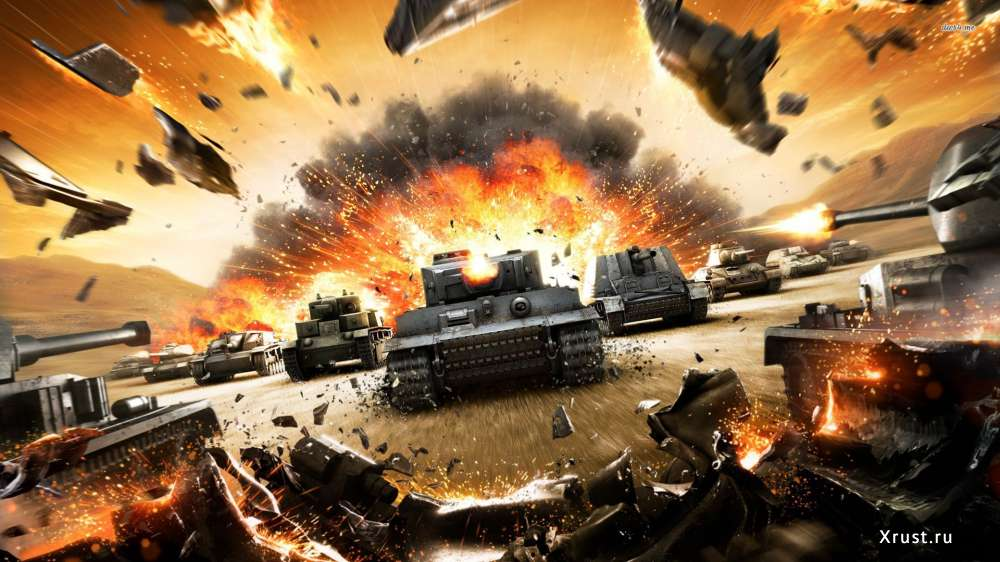 World of Tanks � ������ ��������� �������� ��������