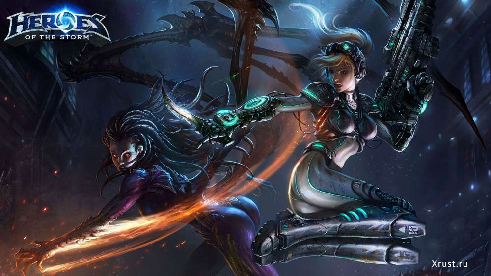Heroes of the Storm � ������� ���� �����