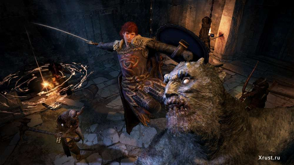 Dragon's Dogma: Dark Arisen покарает российские просторы
