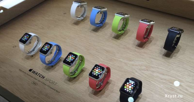 Броня для Apple Watch