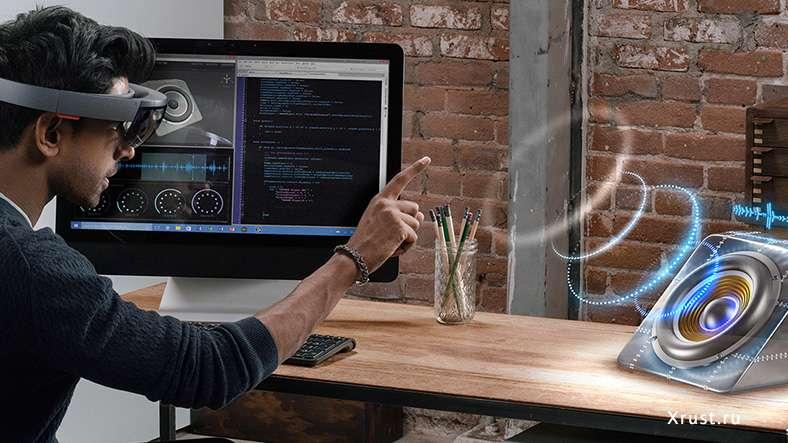 Стюарды в очках HoloLens – видят пассажиров насквозь