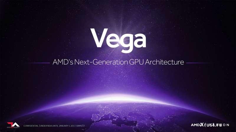 Первые факты об AMD Vega и первые разочарования комьюнити