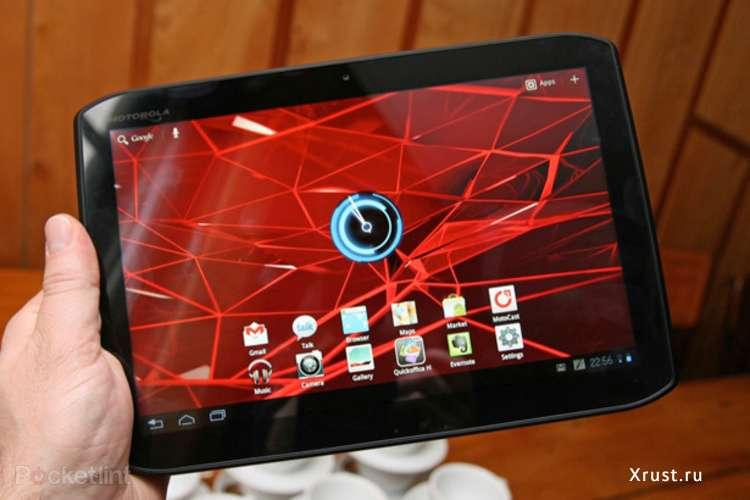 Xoom от Motorola - лучший планшетный компьютер на сегодня