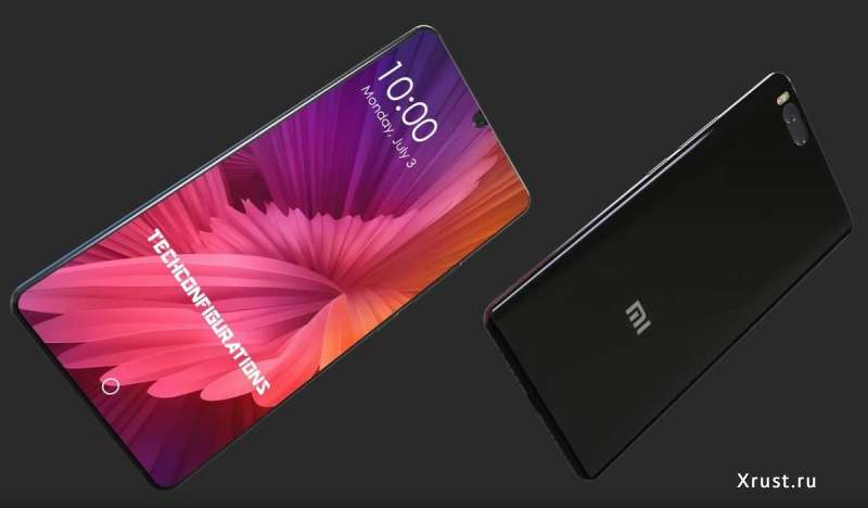 Новинка в мире смартфонов Xiaomi Mi7
