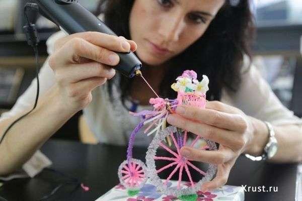 Yeehaw Wand поможет создать 3D-объект, рисуя в воздухе