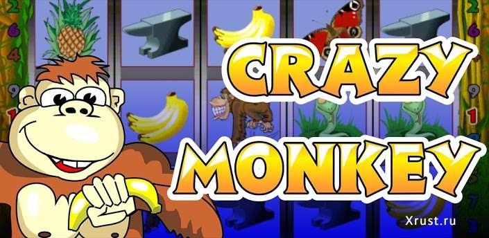 Crazy Monkey в Азино777