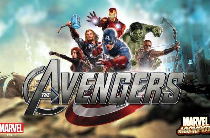 Игровой автомат The Avengers в казино Вулкан 24