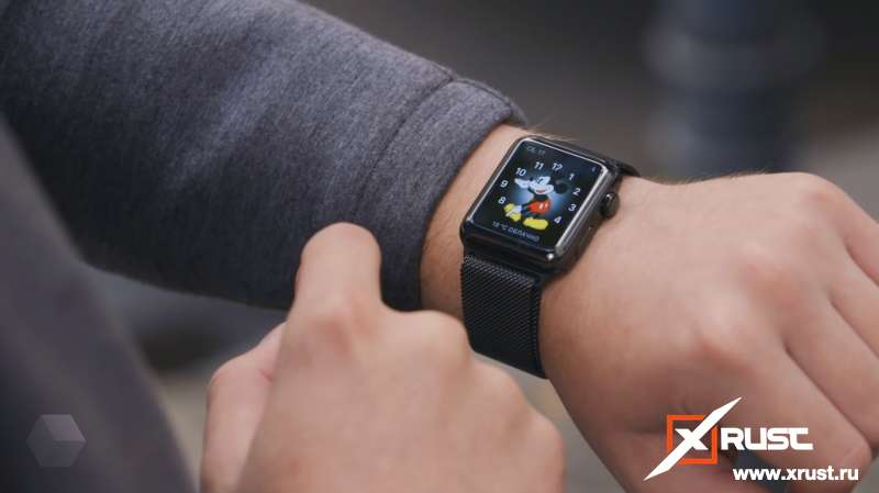Apple Watch. Обзор
