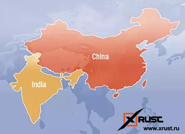 КНР нанесен  ракетный удар по индийским военным
