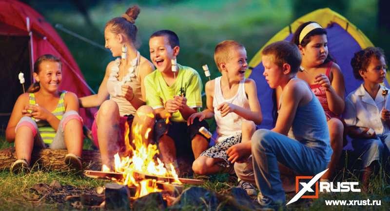 Выработаны  предписания  для отдыха детей в летних лагерях