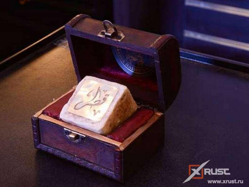 Мыло, которое стоит 3800 долларов