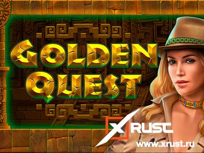 Обзор Golden Quest в казино Вулкан Россия
