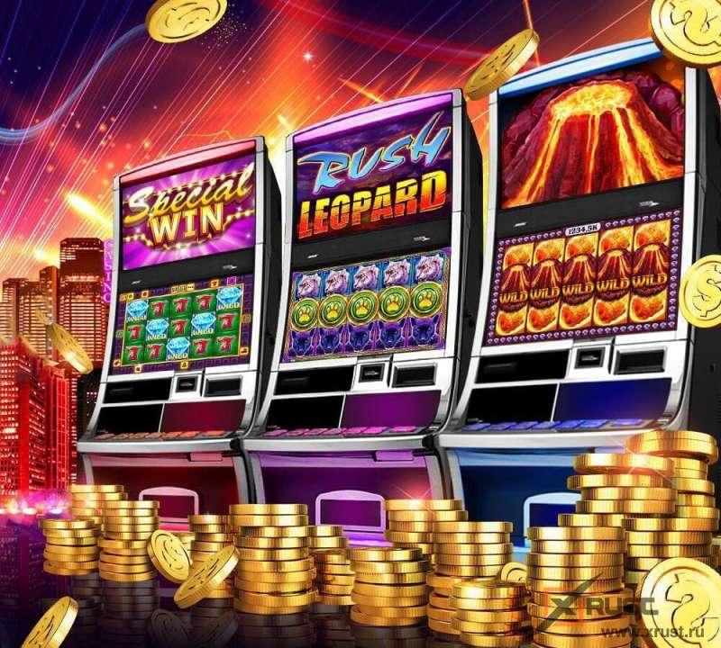 Лучшие игровые автоматы в казино Казахстан